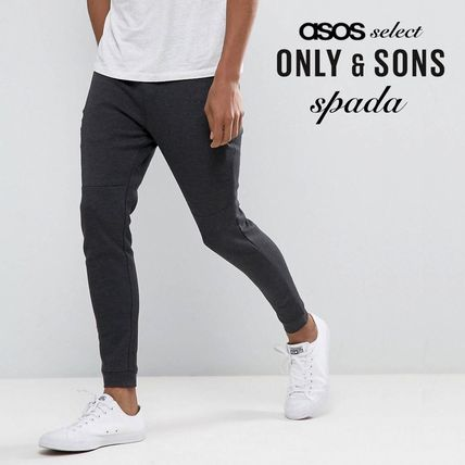 Only & Sons Jogger pants dark grey