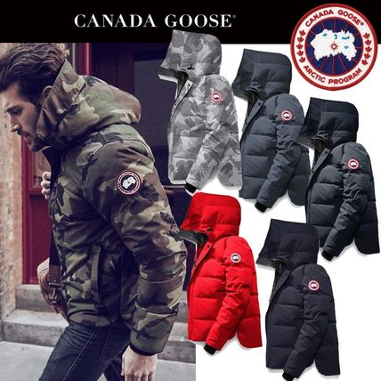 CanadaGoose and from McMillan Parker Canada