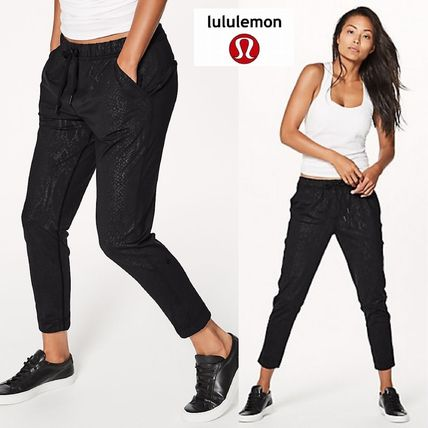 Comfortable to wear even though I Jet Crop Slim Luxtreme