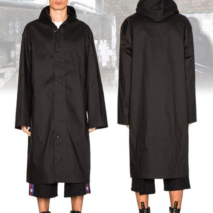 Vetmon x Mackintosh raincoat