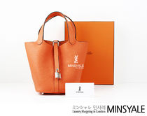HERMES Picotin PICOTIN 18 BAG [London department store new item]