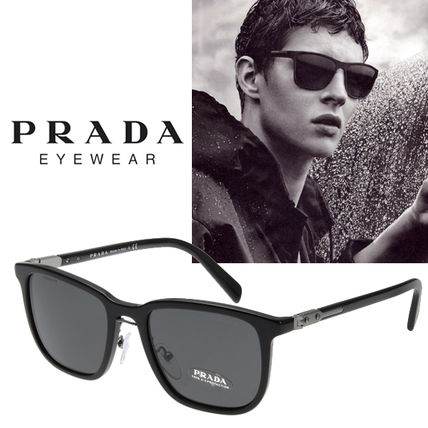 Sunglasses Wellington black pr02ts1ab0a7