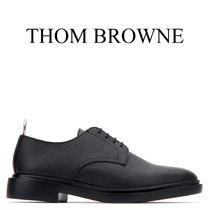 THOM BROWNE Leather Oxfords
