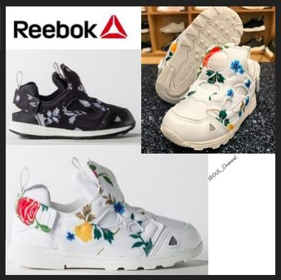 Reebok PUMP FURY Kids Girl Sneakers
