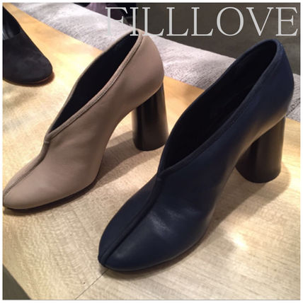 Beauty style charming female ankle pumps