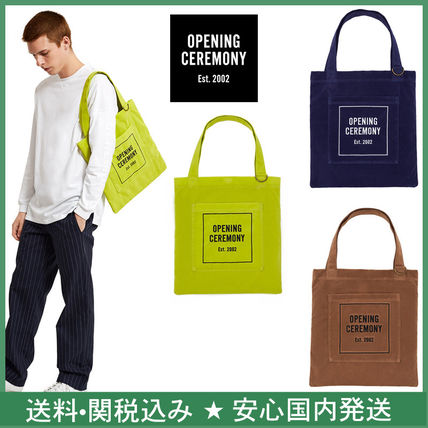 OPENING CEREMONY Plain Totes