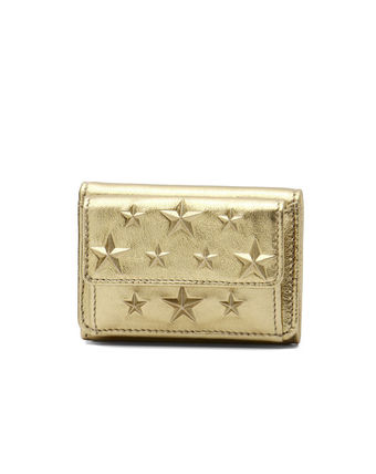 Three am a bifold wallet small gold NEMO