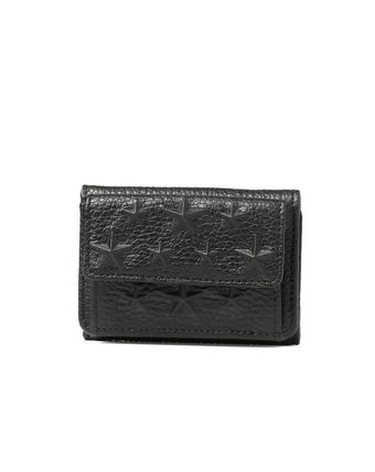 Three am a bifold wallet small black NEMO