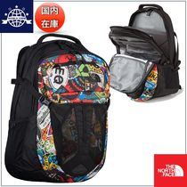 THE NORTH FACE Unisex Nylon A4 2WAY Backpacks
