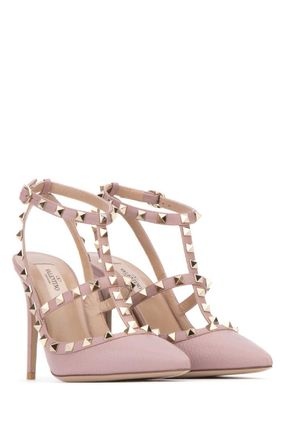 Rock studded pumps Pink NW 0 S 0393 VCEI 72