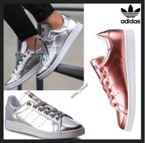 adidas STAN SMITH Casual Style Unisex Low-Top Sneakers