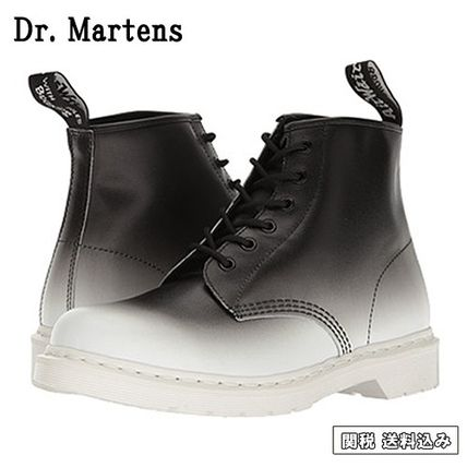 Dr.Martens 101 6 EYE lace up mens boots