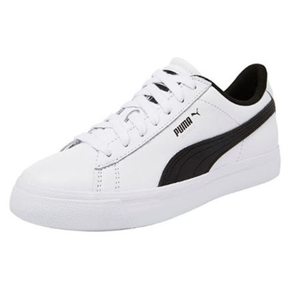 SS Casual Style Unisex Low-Top Sneakers