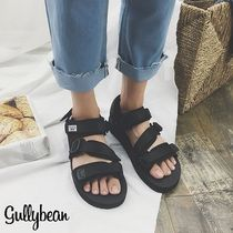 Street Style Plain Sport Sandals Sports Sandals