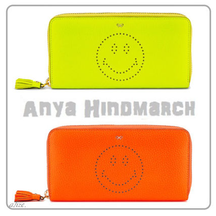 2017 ss Smiley long wallet