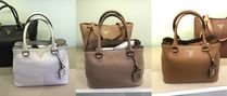 PRADA Casual Style 2WAY Plain Leather Handmade Handbags