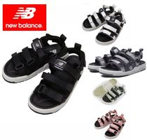New Balance Casual Style Unisex Sport Sandals Flat Sandals