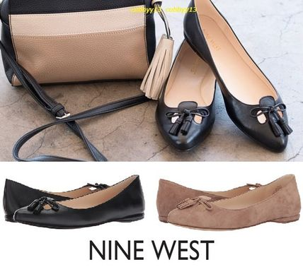 Casual Style Street Style Plain Leather Slip-On Shoes