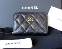 CHANEL MATELASSE Coin Purses
