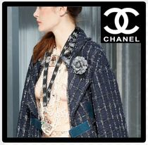 CHANEL Costume Jewelry Casual Style Unisex Necklaces & Pendants