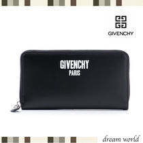 GIVENCHY Leather Long Wallets