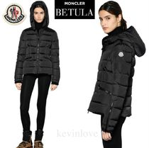 MONCLER BETULA 2017-18AW Short Casual Style Plain Down Jackets by kevinlove - BUYMA