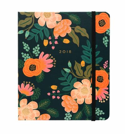 Rifle paper 2018 Edition Planner LIVELY FLORAL