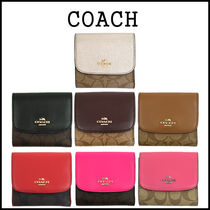 Coach Folding Wallets