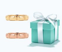 Tiffany & Co Unisex 18K Gold Rings