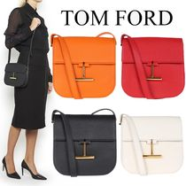 TOM FORD Calfskin Shoulder Bags