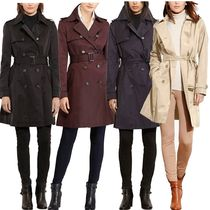 Ralph Lauren Collaboration Plain Medium Trench Coats