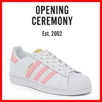 OPENING CEREMONY Casual Style Unisex Plain Low-Top Sneakers