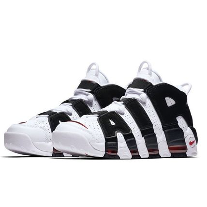 See MORE UPTEMPO WHITE BLACK
