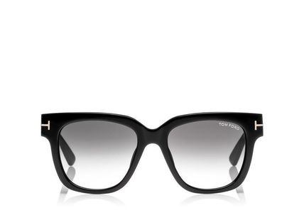 TOM FORD Street Style Square Sunglasses