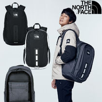 THE NORTH FACE Street Style Plain Backpacks