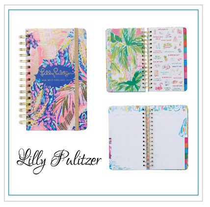 Lilly Pulitzer Planner