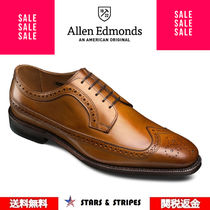 Allen Edmonds Wing Tip Leather Handmade Oxfords