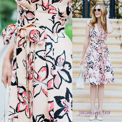Kate spade Tiger rap dress