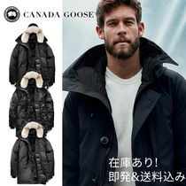 CANADA GOOSE CHATEAU Camouflage Down Jackets