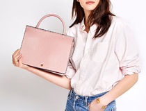 OAD NEW YORK 2WAY Plain Leather Shoulder Bags
