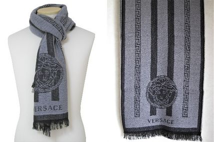GIANNI first line wool scarf IT01386 100%