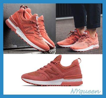 New Balance 574 Casual Style Street Style Low-Top Sneakers