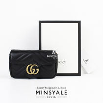 GUCCI GG Marmont GG Marmont matelassé [London department store new item]