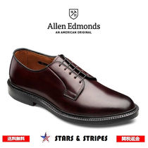 Allen Edmonds Plain Toe Leather Handmade Oxfords