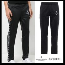 Marcelo Burlon Street Style Collaboration Pants