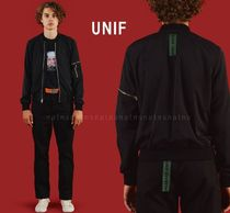 UNIF Clothing Unisex Plain Jackets