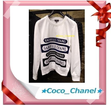 CHANEL Hoodies & Sweatshirts Long Sleeves Hoodies & Sweatshirts 3