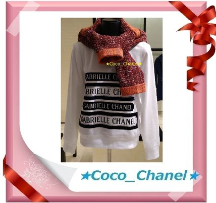 CHANEL Hoodies & Sweatshirts Long Sleeves Hoodies & Sweatshirts 4