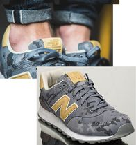 New Balance 574 Camouflage Unisex Sneakers