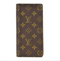 Louis Vuitton MONOGRAM Monogram Long Wallets